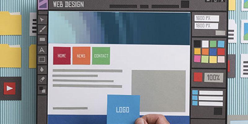 imagen de diseño de página